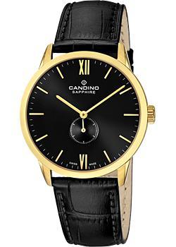 Швейцарские наручные  мужские часы Candino C4471.4. Коллекци Class
