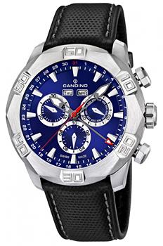 Швейцарские наручные  мужские часы Candino C4476.2. Коллекция Sportive от Bestwatch.ru