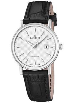 Швейцарские наручные  женские часы Candino C4488.2. Коллекция Class