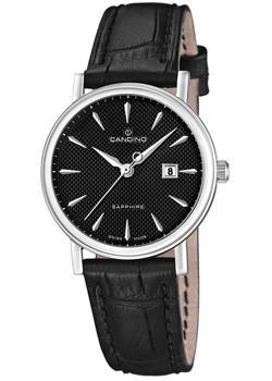 Швейцарские наручные  женские часы Candino C4488.3. Коллекция Class
