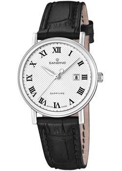Швейцарские наручные  женские часы Candino C4488.4. Коллекция Class