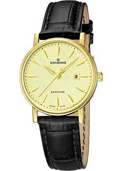 Швейцарские наручные  женские часы Candino C4490.2. Коллекция Class