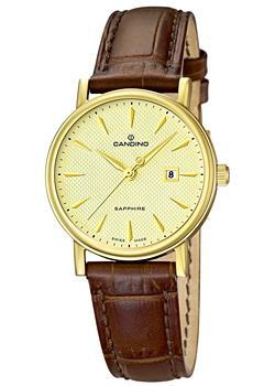 Швейцарские наручные  женские часы Candino C4490.3. Коллекция Class