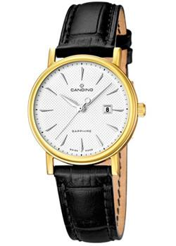 Швейцарские наручные  женские часы Candino C4490.6. Коллекция Class