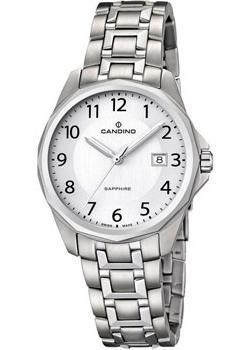 Швейцарские наручные  женские часы Candino C4492.5. Коллекция Class