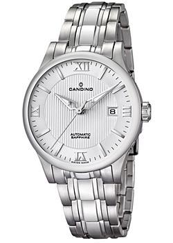 Швейцарские наручные  мужские часы Candino C4495.2. Коллекция Class