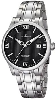 Швейцарские наручные мужские часы Candino C4495.4. Коллекция Class фото