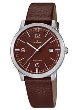Швейцарские наручные  мужские часы Candino C4511.3. Коллекци Classic