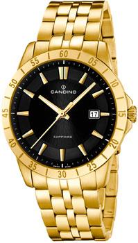 Швейцарские наручные  мужские часы Candino C4515.3. Коллекция Street Rider