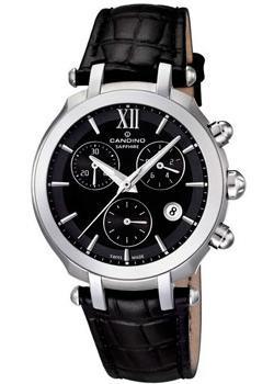 Швейцарские наручные  женские часы Candino C4521.2. Коллекция Sportive