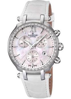Швейцарские наручные  женские часы Candino C4522.1. Коллекция Sportive