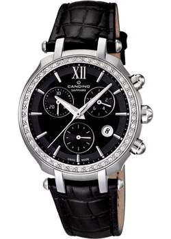 Швейцарские наручные  женские часы Candino C4522.2. Коллекция Sportive