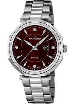 Швейцарские наручные  женские часы Candino C4523.3. Коллекция Elegance