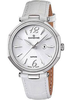 Швейцарские наручные  женские часы Candino C4524.1. Коллекция Elegance
