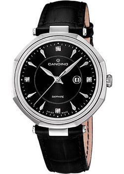 Швейцарские наручные  женские часы Candino C4524.4. Коллекция Elegance