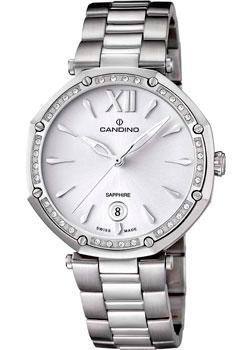 Швейцарские наручные  женские часы Candino C4525.1. Коллекция Elegance