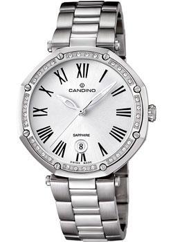 Швейцарские наручные  женские часы Candino C4525.2. Коллекция Elegance