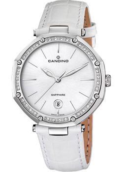 Швейцарские наручные  женские часы Candino C4526.5. Коллекция Elegance