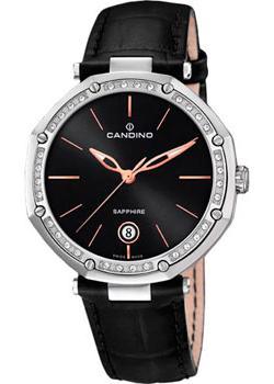 Швейцарские наручные  женские часы Candino C4526.7. Коллекция Elegance