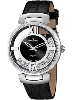 Швейцарские наручные  женские часы Candino C4530.2. Коллекция Elegance