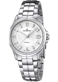 Швейцарские наручные  женские часы Candino C4533.1. Коллекция Elegance