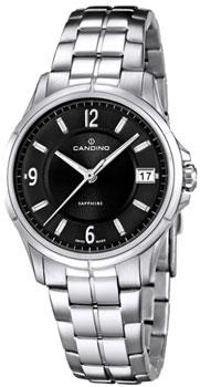 Швейцарские наручные  женские часы Candino C4533.3. Коллекция Elegance