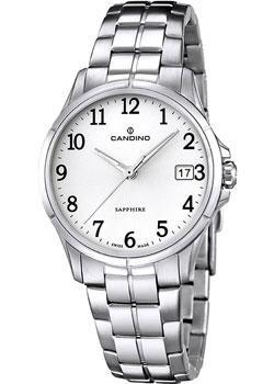 Швейцарские наручные  женские часы Candino C4533.4. Коллекция Elegance