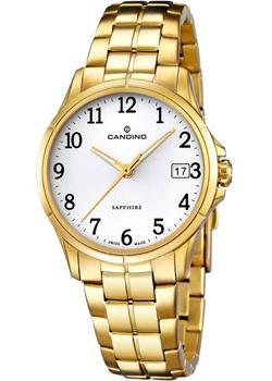 Швейцарские наручные женские часы Candino C4535.4. Коллекция Elegance