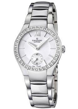 Швейцарские наручные  женские часы Candino C4537.1. Коллекция Classic