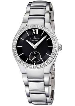 Швейцарские наручные  женские часы Candino C4537.2. Коллекция Classic