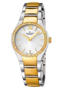 Швейцарские наручные  женские часы Candino C4538.1. Коллекция Classic