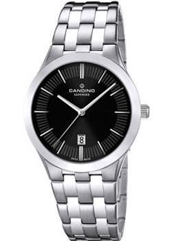 Швейцарские наручные  женские часы Candino C4543.3. Коллекция Elegance