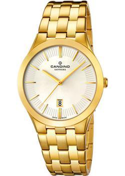 Швейцарские наручные  женские часы Candino C4545.1. Коллекция Classic