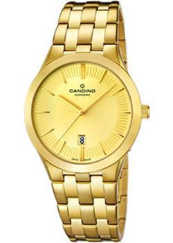 Швейцарские наручные  женские часы Candino C4545.2. Коллекция Classic