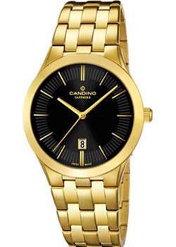 Швейцарские наручные  женские часы Candino C4545.3. Коллекция Classic