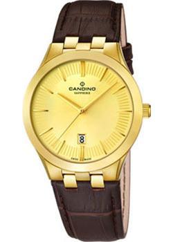 Швейцарские наручные  женские часы Candino C4546.2. Коллекция Classic