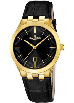 Швейцарские наручные  женские часы Candino C4546.3. Коллекция Classic
