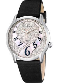 Швейцарские наручные  женские часы Candino C4551.2. Коллекция Timeless