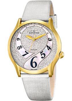 Швейцарские наручные  женские часы Candino C4552.1. Коллекция Timeless