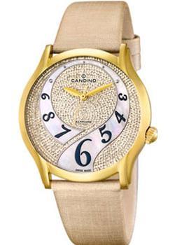 Швейцарские наручные  женские часы Candino C4552.2. Коллекция Timeless