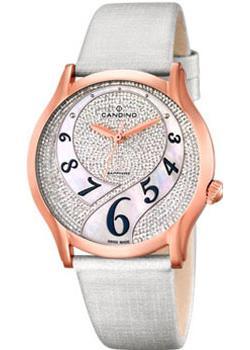 Швейцарские наручные  женские часы Candino C4553.1. Коллекция Timeless