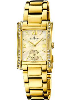 Швейцарские наручные  женские часы Candino C4555.2. Коллекция Timeless