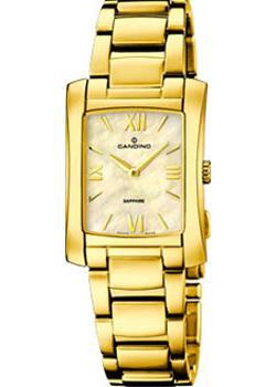 Швейцарские наручные  женские часы Candino C4557.2. Коллекция Timeless