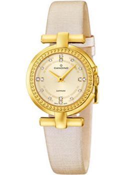 Швейцарские наручные  женские часы Candino C4561.2. Коллекция Timeless
