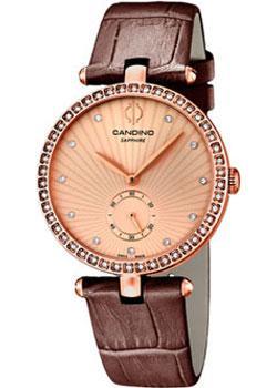 Швейцарские наручные  женские часы Candino C4565.2. Коллекция Timeless