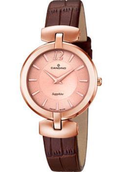 Швейцарские наручные  женские часы Candino C4567.2. Коллекция Timeless