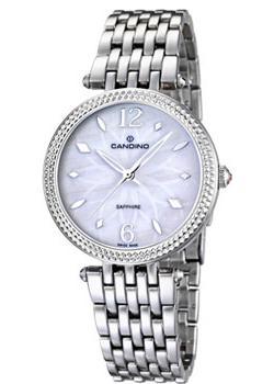 Швейцарские наручные  женские часы Candino C4568.1. Коллекция Elegance