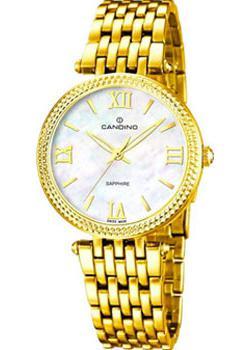 Швейцарские наручные  женские часы Candino C4569.1. Коллекция Elegance