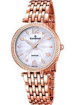 Швейцарские наручные  женские часы Candino C4570.1. Коллекция Elegance