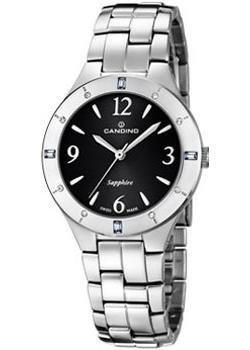 Швейцарские наручные  женские часы Candino C4571.2. Коллекция Elegance